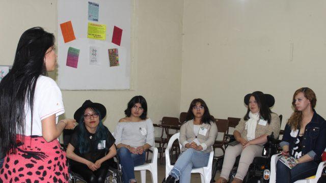 Mujeres Diversas Pasto DSYR 2019