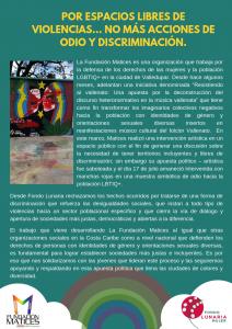Fundación Matices 2019